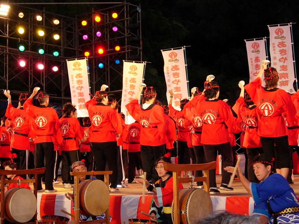 のんのこ祭り 041