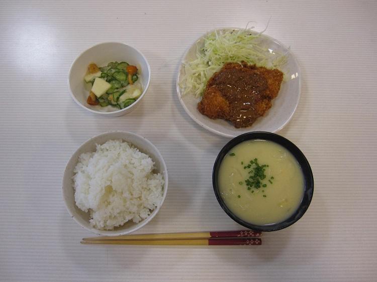 デイケア料理4