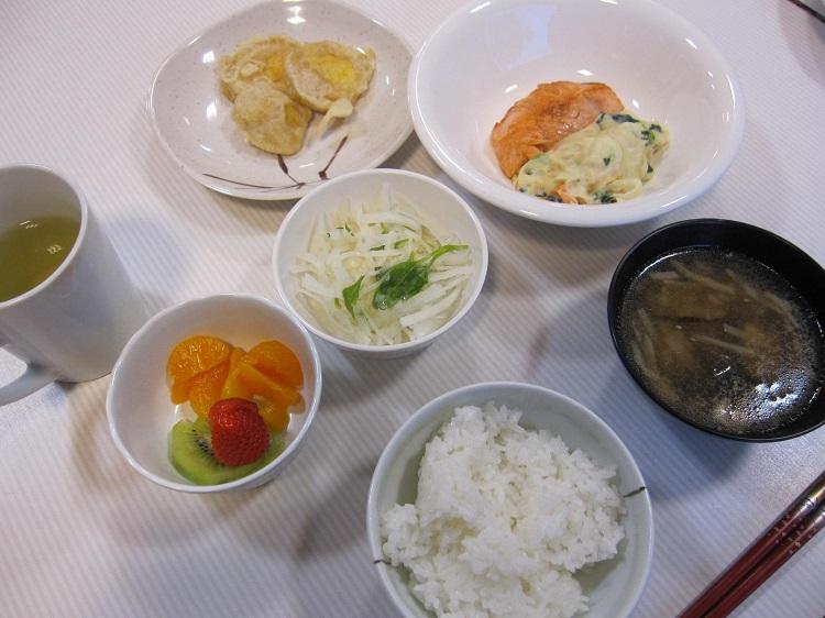 デイケア料理1