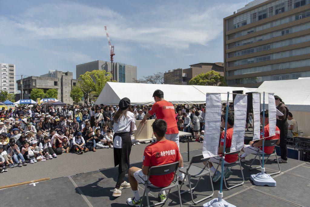 諫早グルメフェスティバル 第33回テニス日本リーグの結果報告と個人表彰2