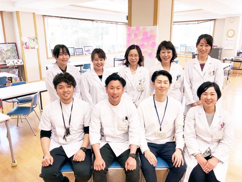 あきやま病院 リハビリデーション部