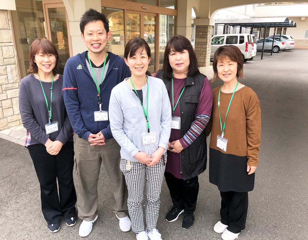 あきやま病院 リハビリテーション職員2