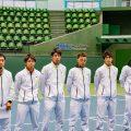明日からテニス日本リーグ2ndステージ!